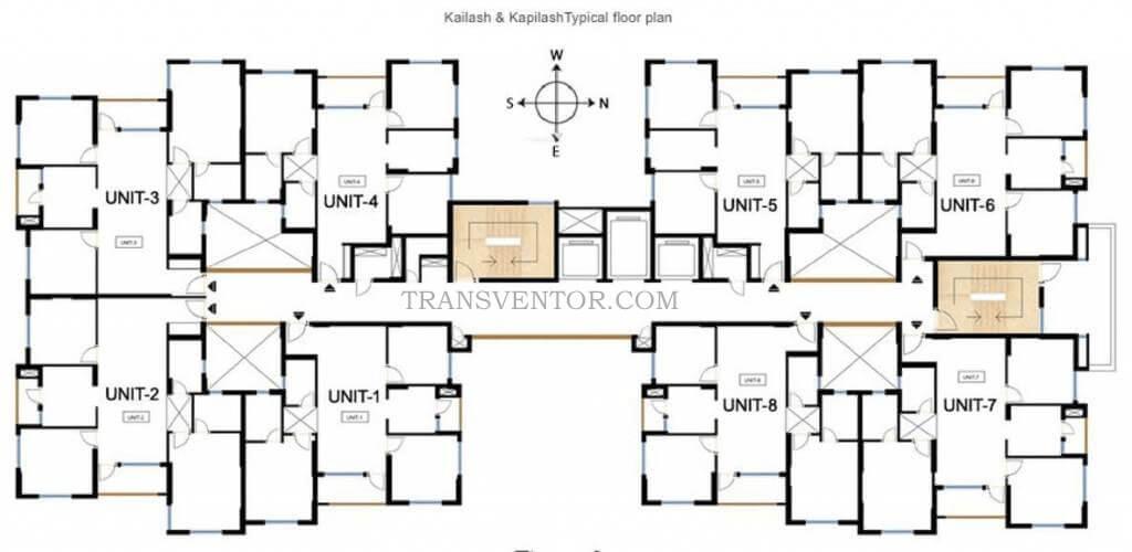 Godrej Prakriti Floor Plan 17