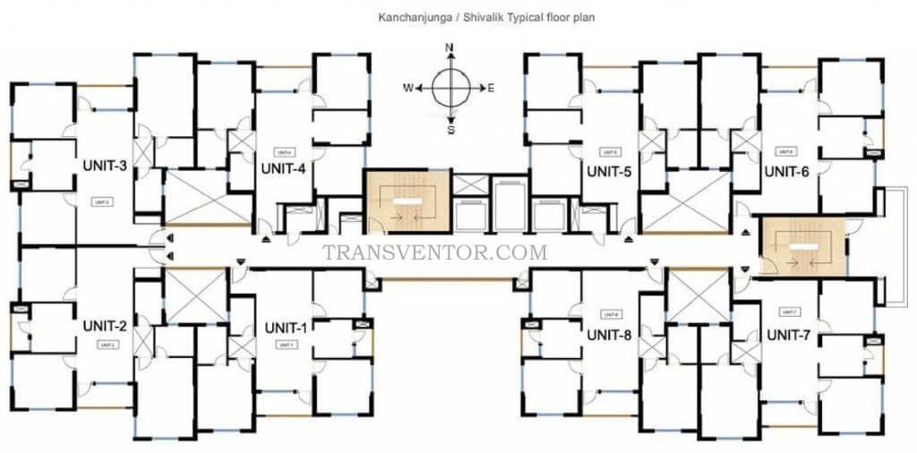 Godrej Prakriti Floor Plan 18