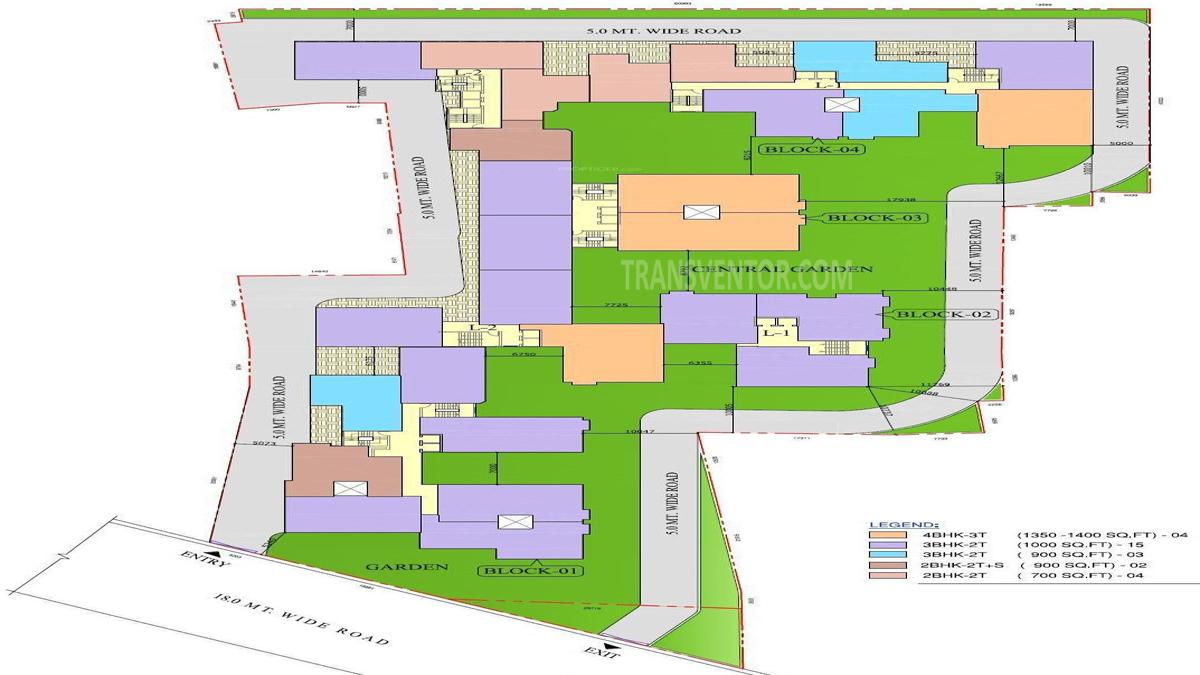 Loharuka Urban Greens Floor Plan 1