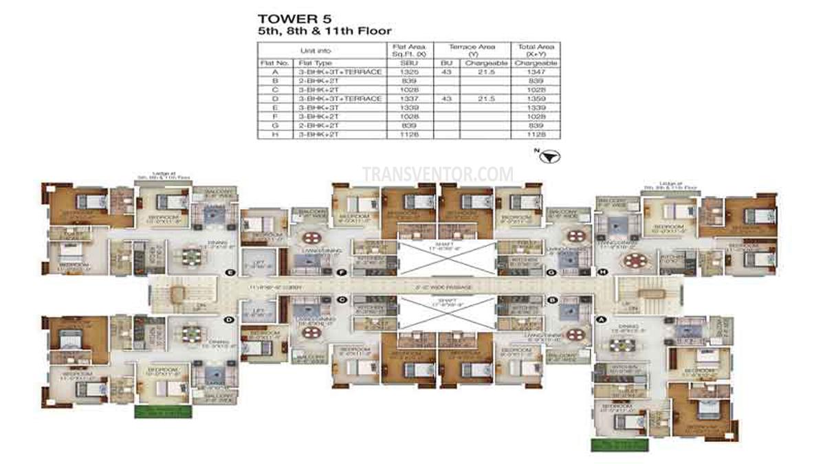 Merlin Maximus Floor Plan 6