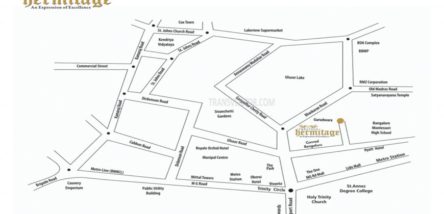 Prestige Hermitage