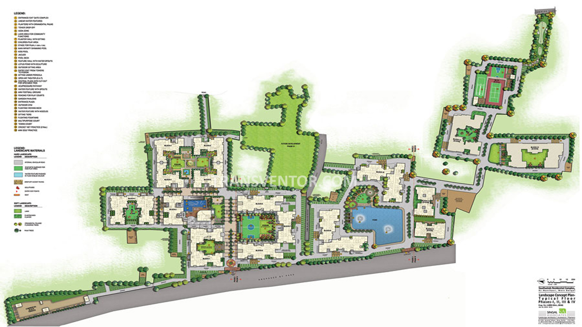 Primarc Southwinds Phase II Floor Plan 1