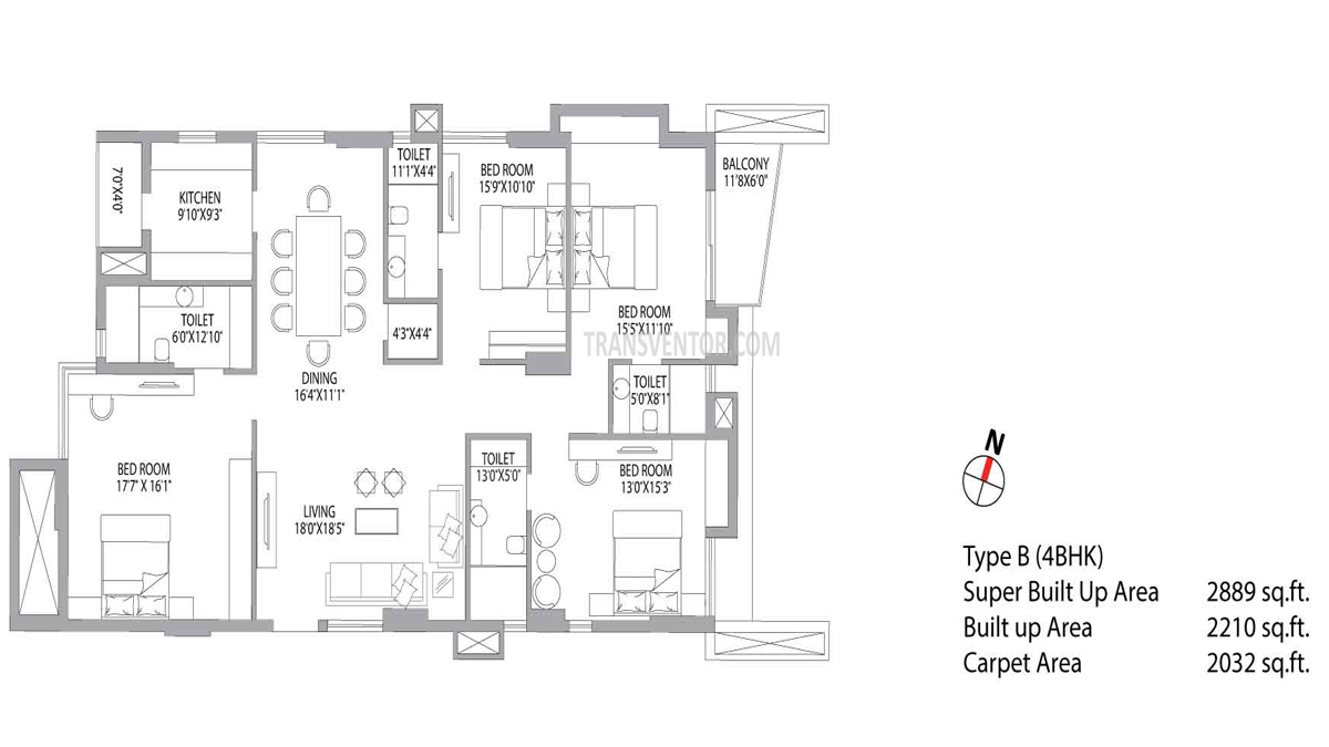 PS Zen Floor Plan 1