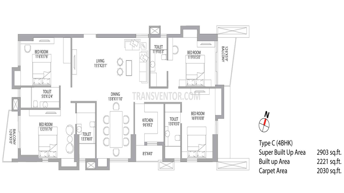 PS Zen Floor Plan 3