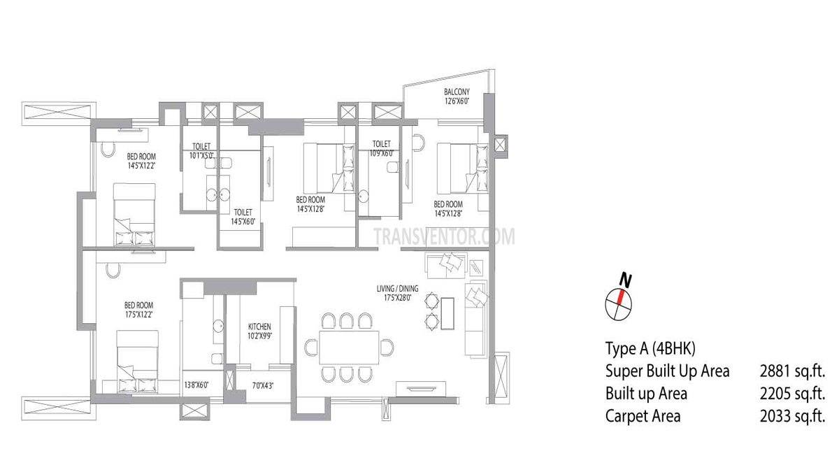 PS Zen Floor Plan 2