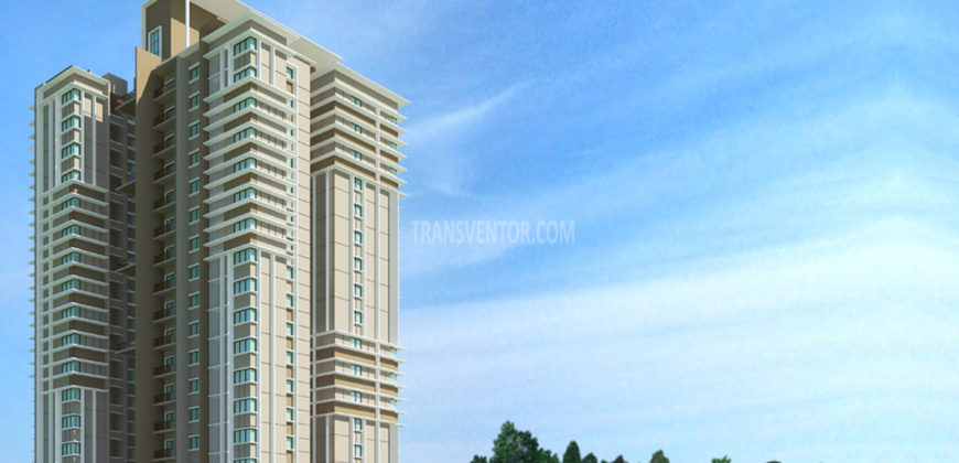 Salarpuria Luxuria Heights-1