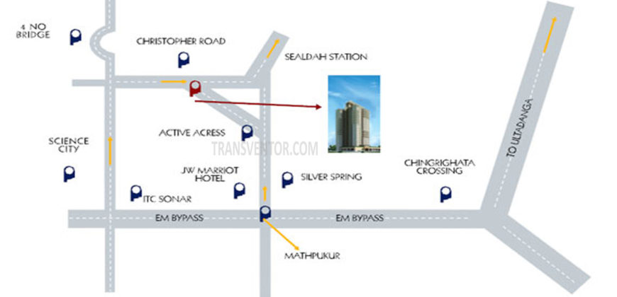 Salarpuria Luxuria Heights-3