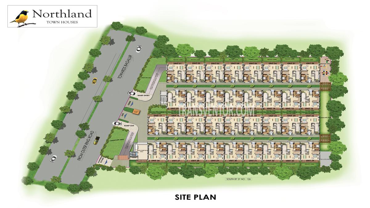 Salarpuria Sattva Northland Floor Plan 1