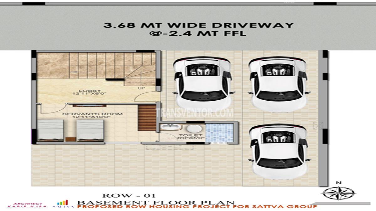 Salarpuria Sattva Northland Floor Plan 4