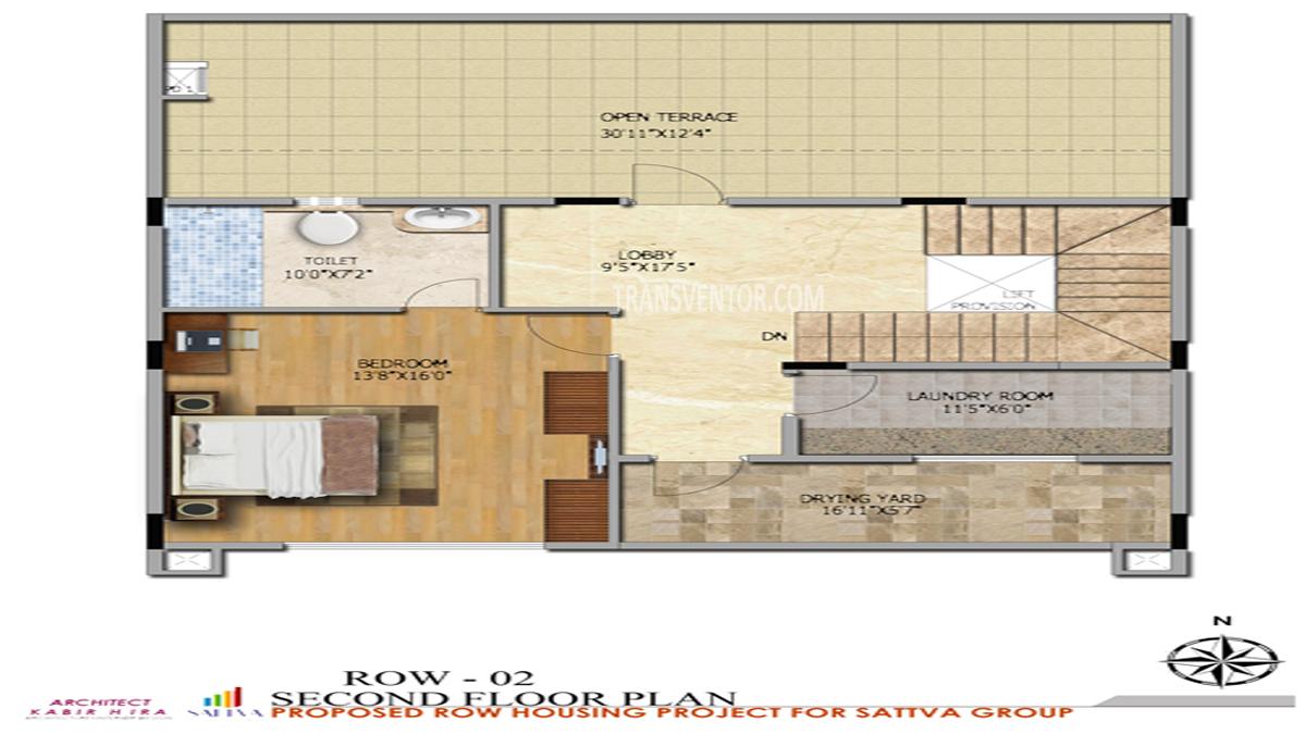 Salarpuria Sattva Northland Floor Plan 7