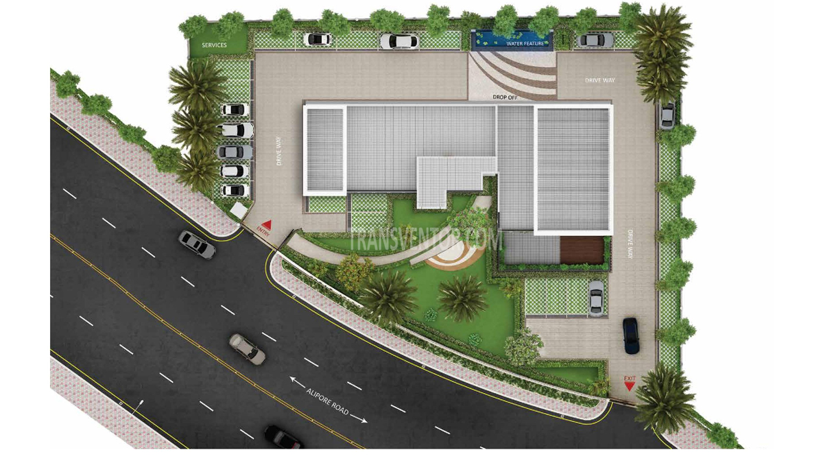 Salarpuria the Avenue Floor Plan 1