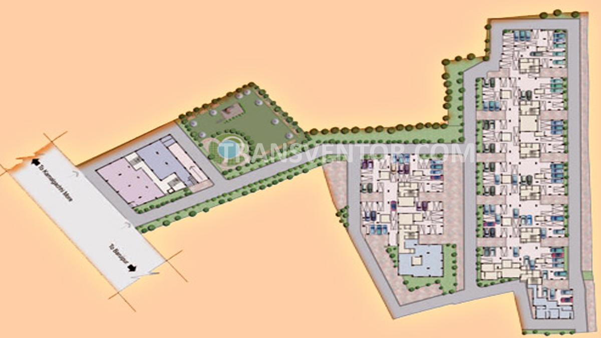 SGIL Gardenia Floor Plan 3