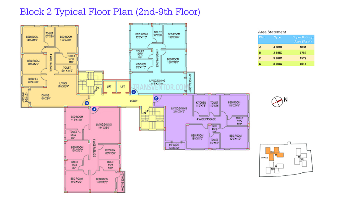 Space Club Town Riverdale Floor Plan 4