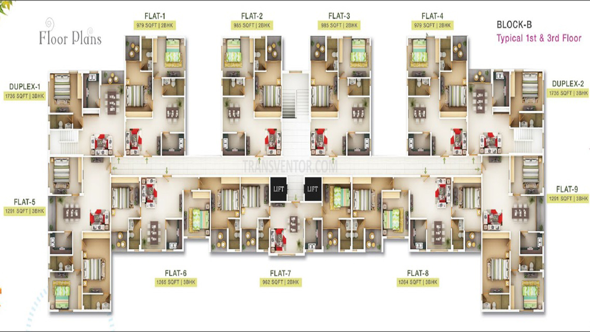 Sugam Serenity Floor Plan 4