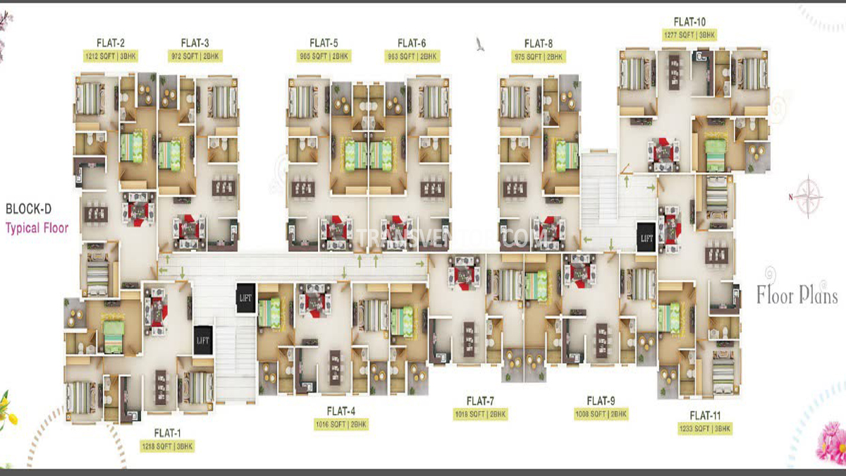 Sugam Serenity Floor Plan 8