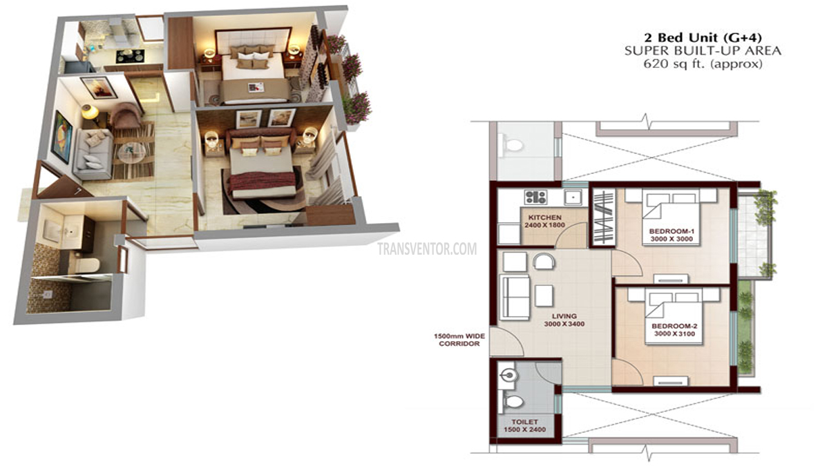 Vedic Swayam City Floor Plan 5