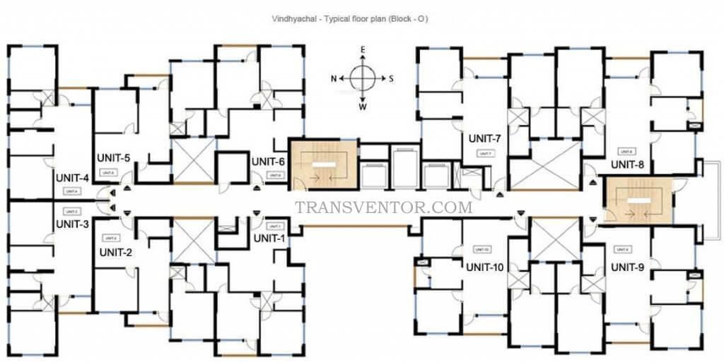 Godrej Prakriti Floor Plan 22