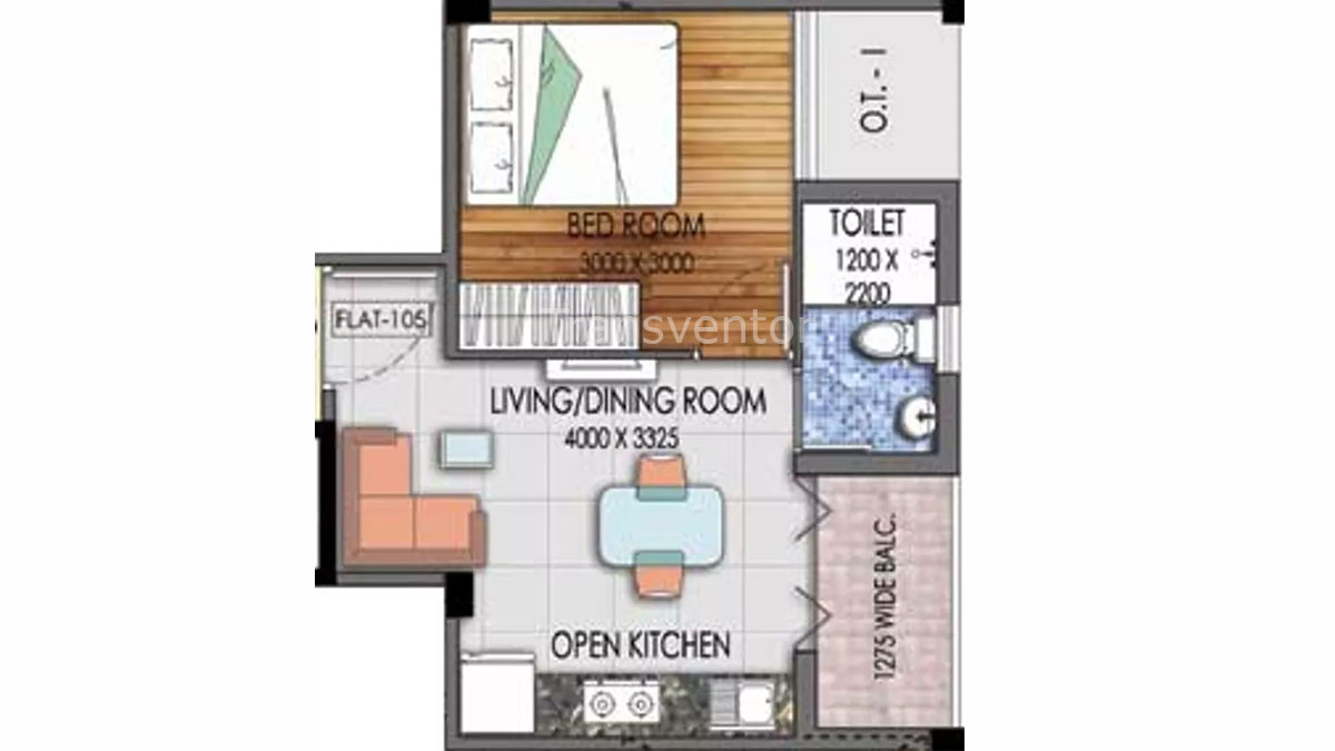 Mayfair Platinum Floor Plan 2