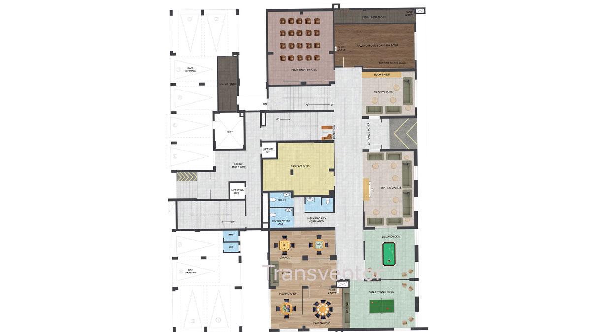 Primarc Aura Floor Plan 10