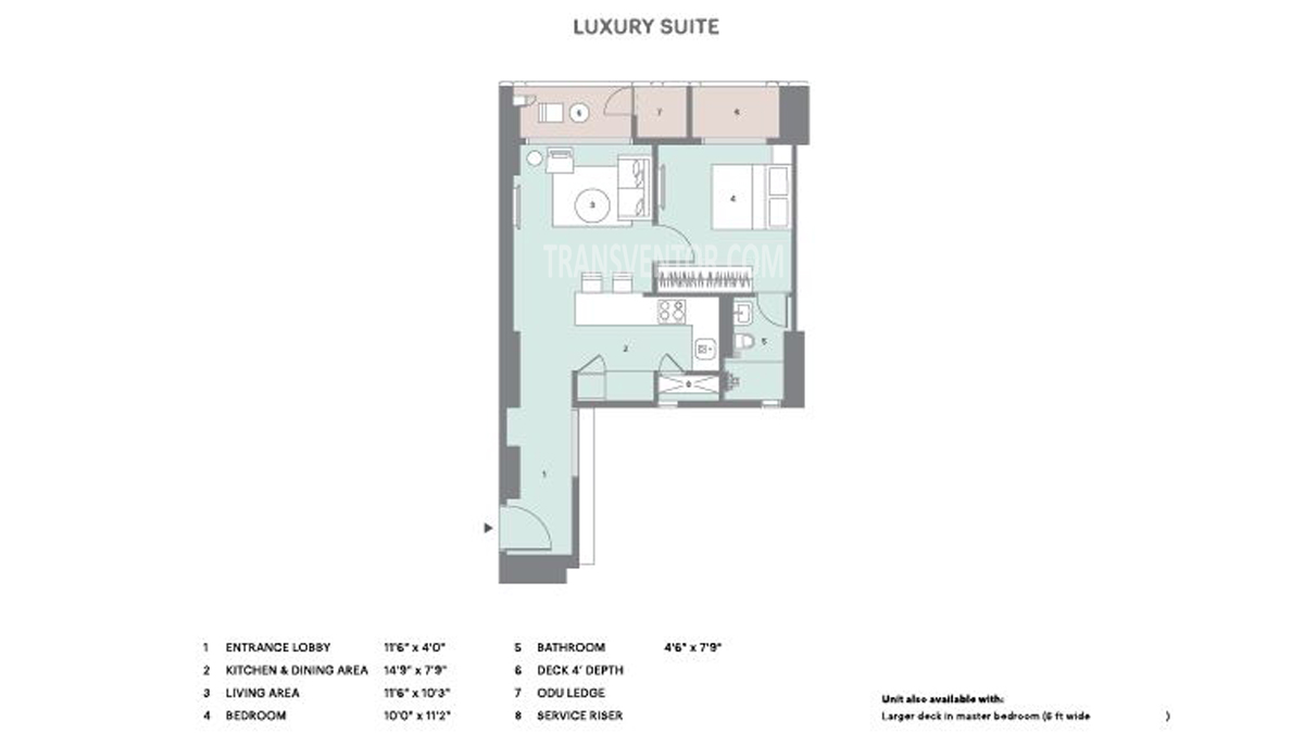 Lodha Altia Floor Plan 2