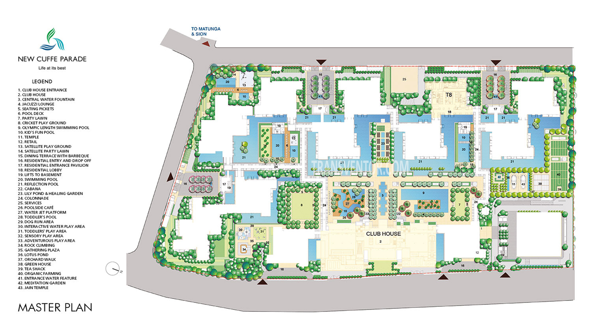 Lodha Altia Floor Plan 1