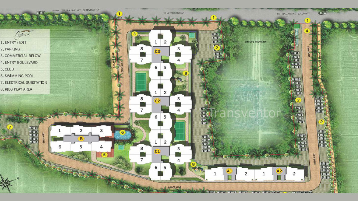 Magnolia Oxygen Floor Plan 1