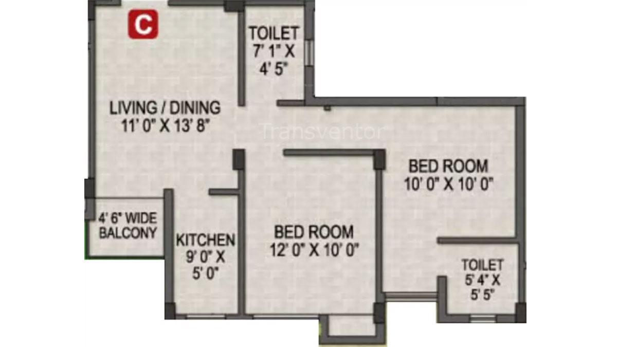 Magnolia Prime Floor Plan 2