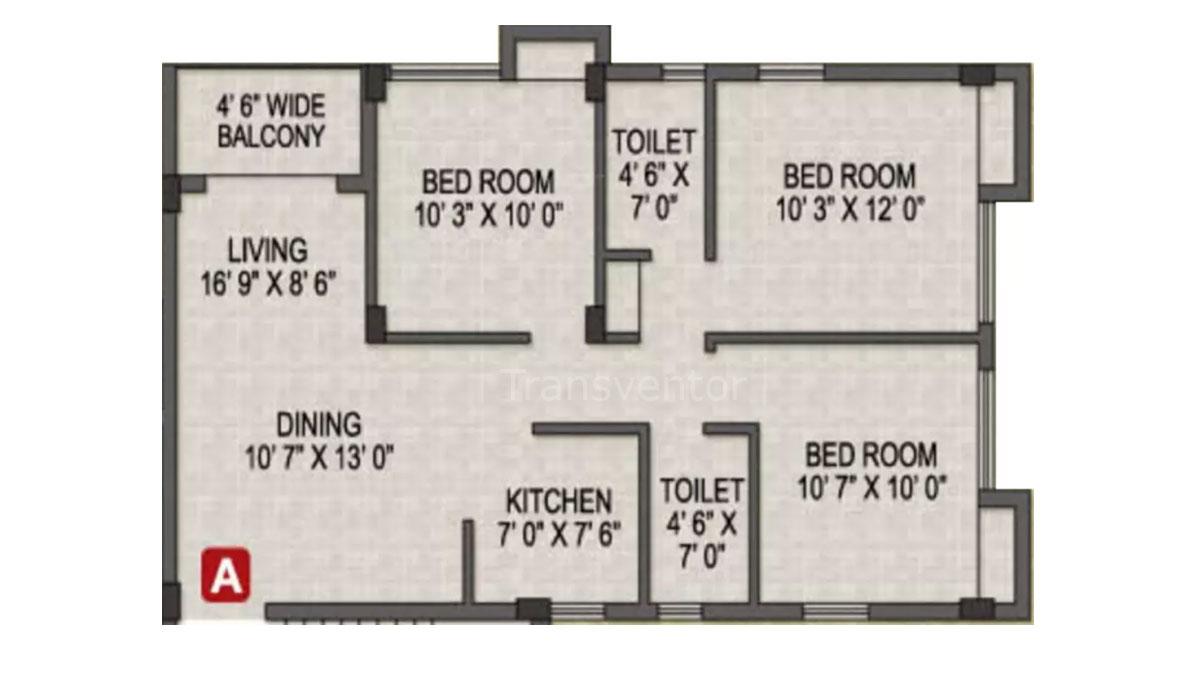 Magnolia Prime Floor Plan 5