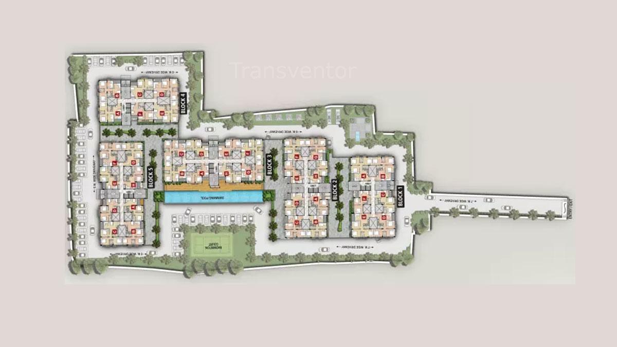 Magnolia Empire Floor Plan 1