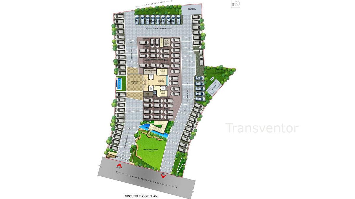 Signum Victoria Vistas Floor Plan 1