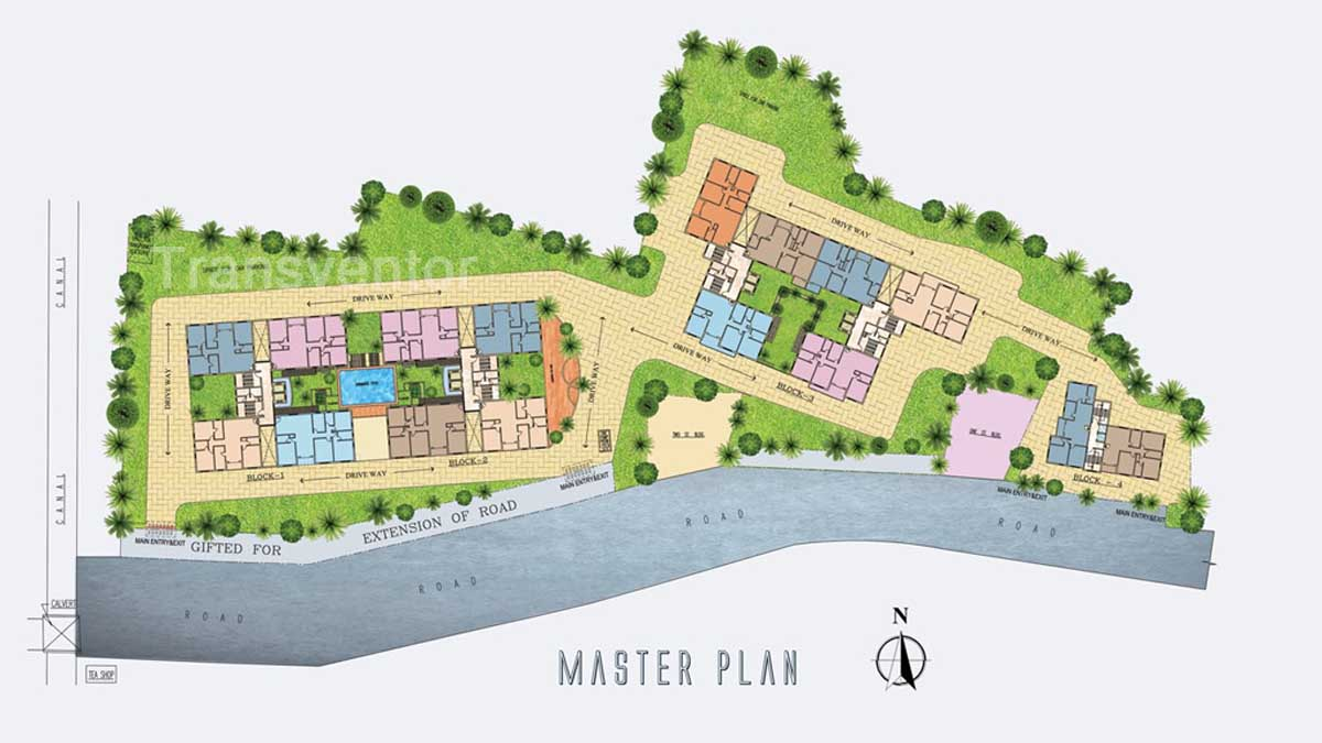 Jain Dream One Floor Plan 1