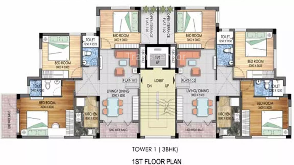 Mayfair Platinum Floor Plan 10