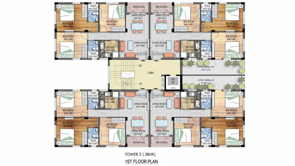Mayfair Platinum Floor Plan 11