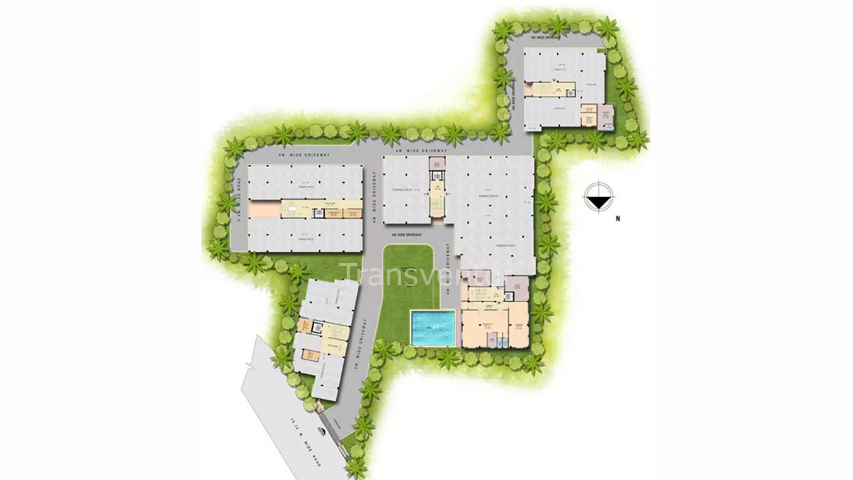 Mayfair Platinum Floor Plan 1