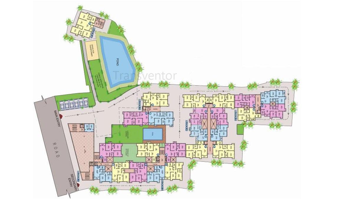 Vinayak Citrus Cove Floor Plan 1