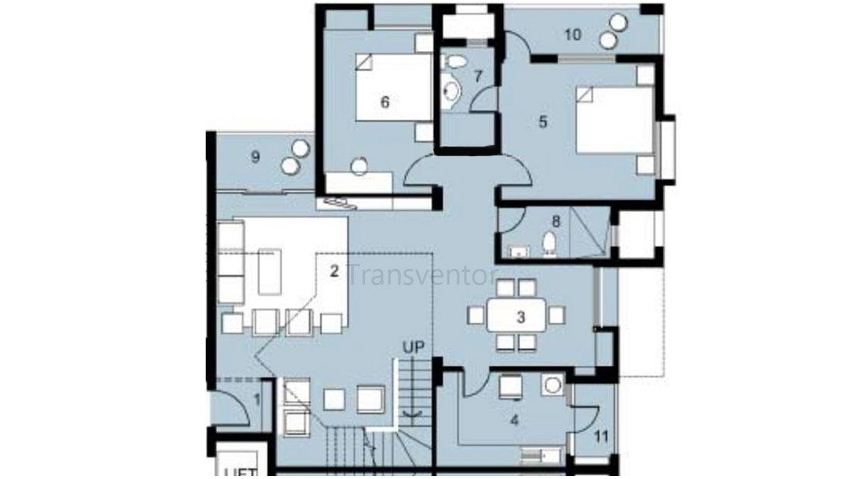 Bengal DCL Sampoorna Floor Plan 4
