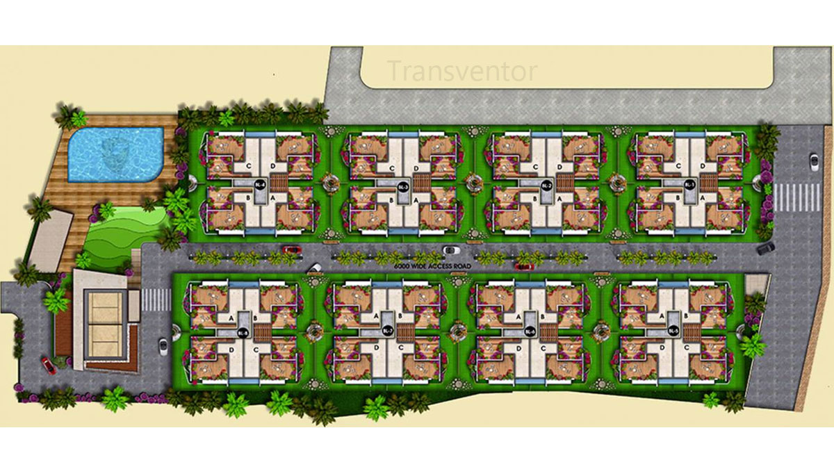Orchid Grandeur Floor Plan 1