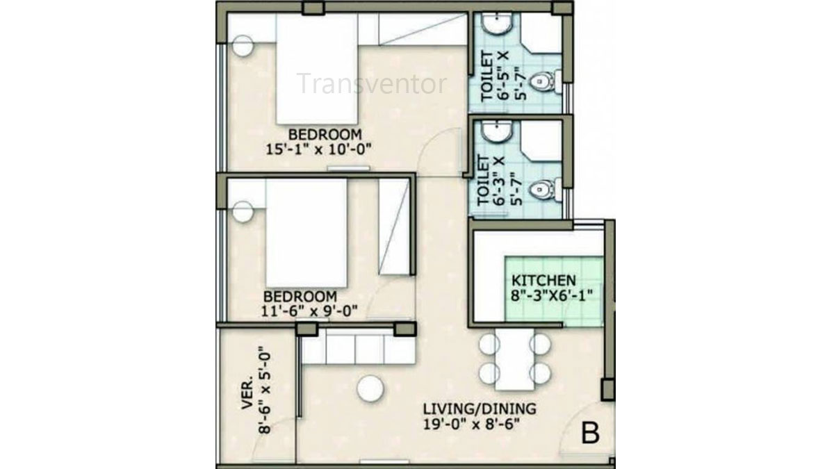 Rohra Address Floor Plan 2