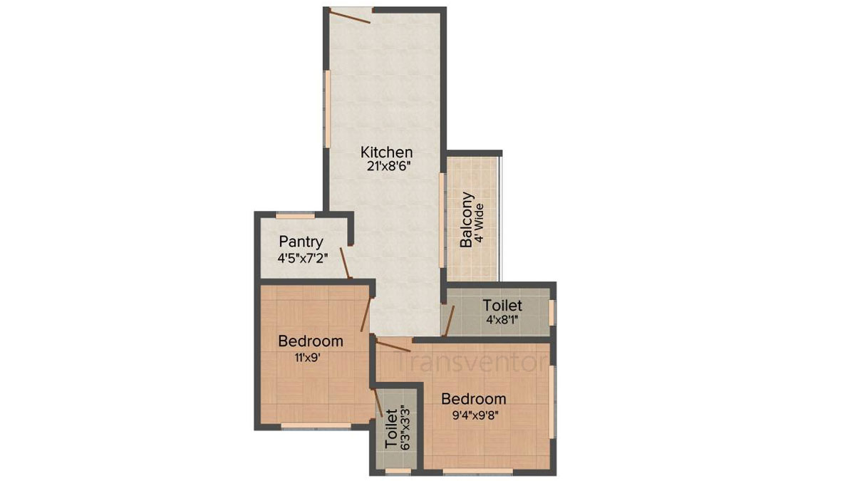 Mayfair Symphony Floor Plan 2