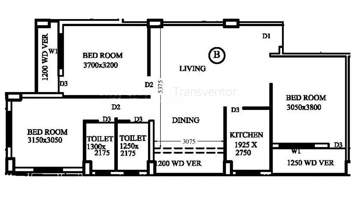 Rajwada Emeralds Floor Plan 6