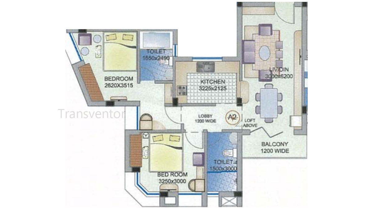 Ganguly 4 sight Florence Floor Plan 2