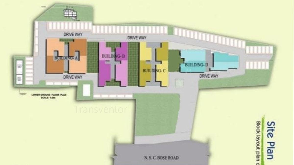 Ganguly 4 sight Grand Castle Floor Plan 1