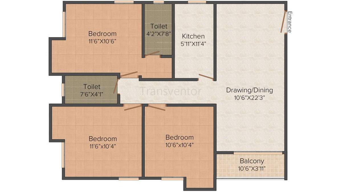 Ganguly 4 sight Olivia Floor Plan 7