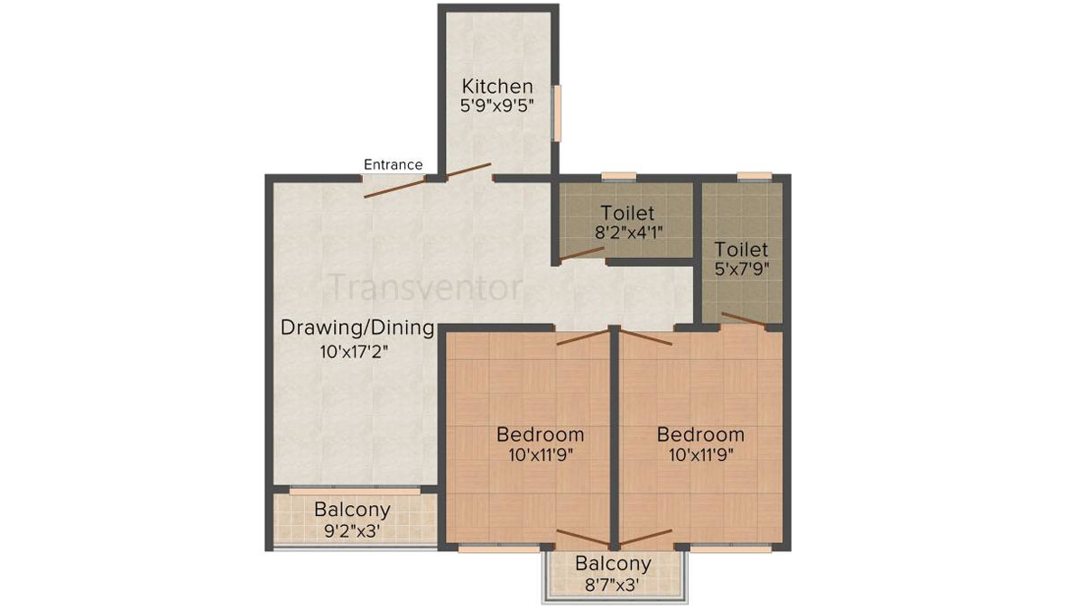 Ganguly 4sight Maple Floor Plan 1