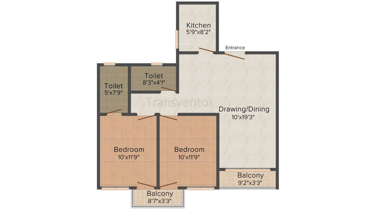 Ganguly 4sight Maple Floor Plan 2