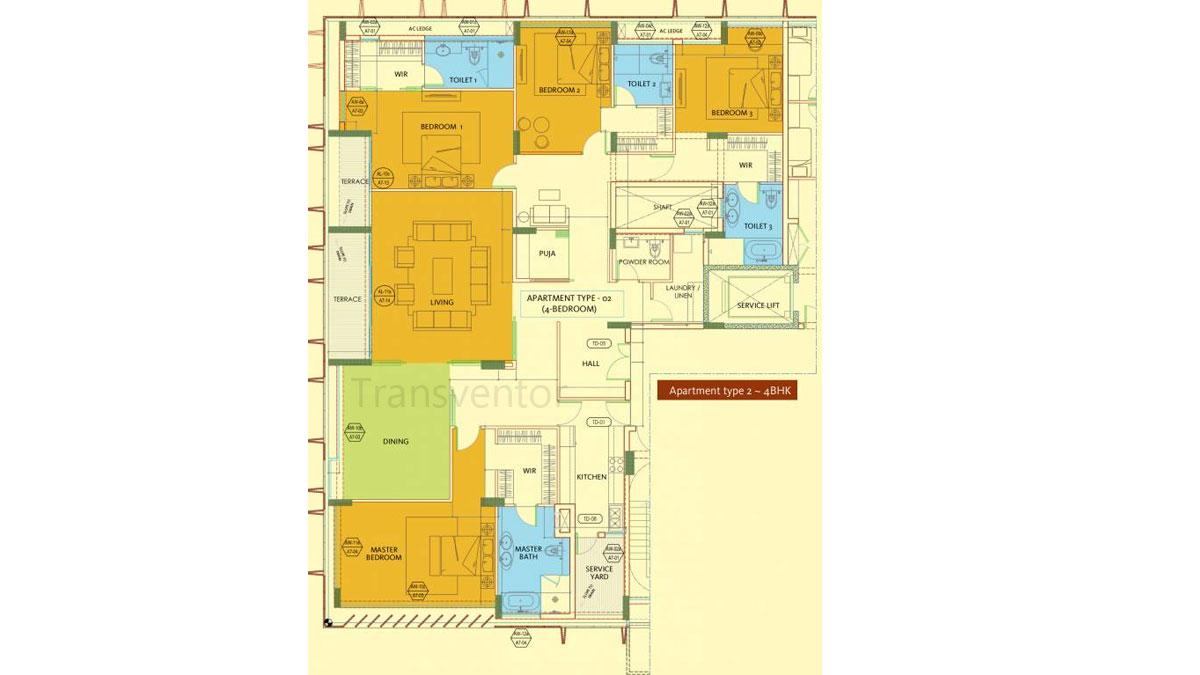 Keventer Crosswinds Floor Plan 2