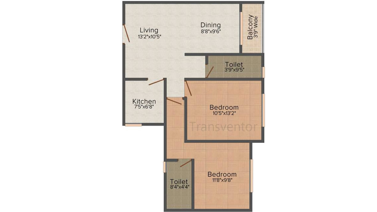 Fabulous Duo Floor Plan 4