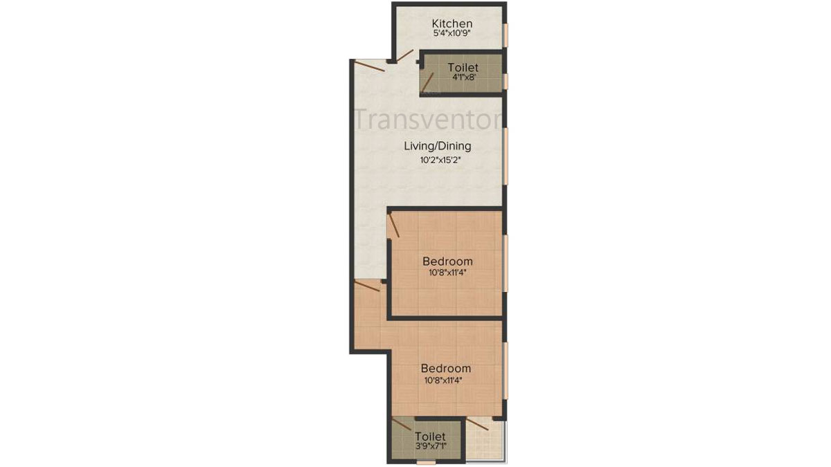 Fabulous Duo Floor Plan 2