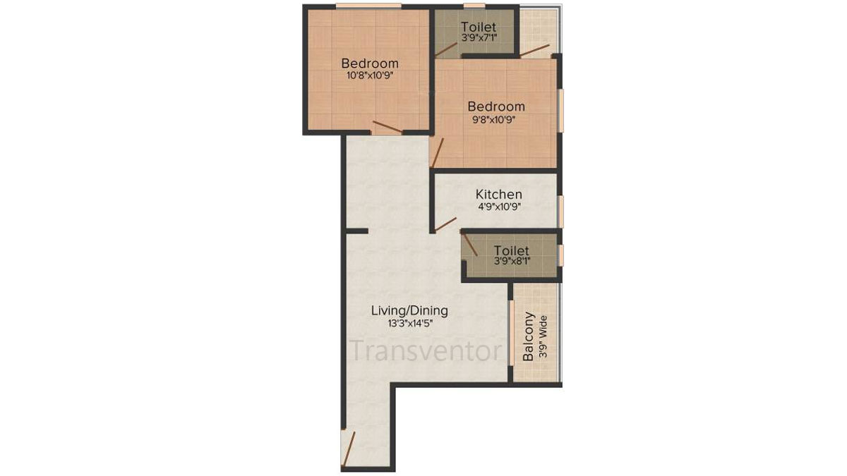 Fabulous Duo Floor Plan 3