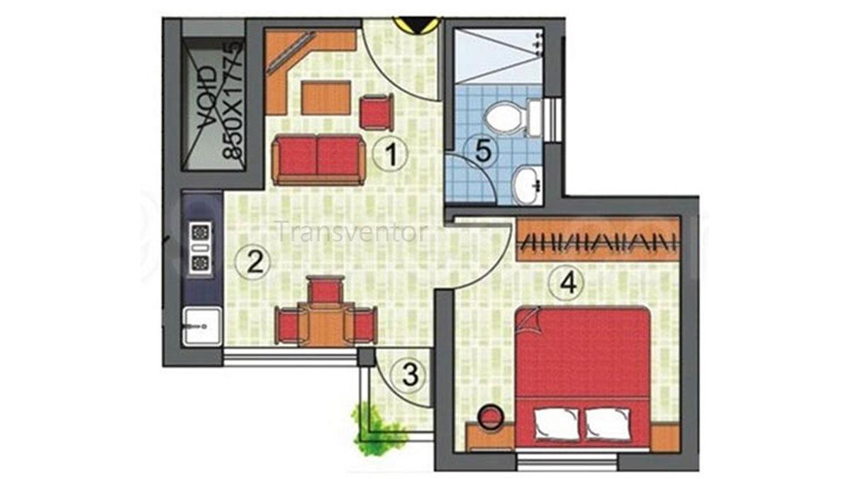 Sanhita Floor Plan 2